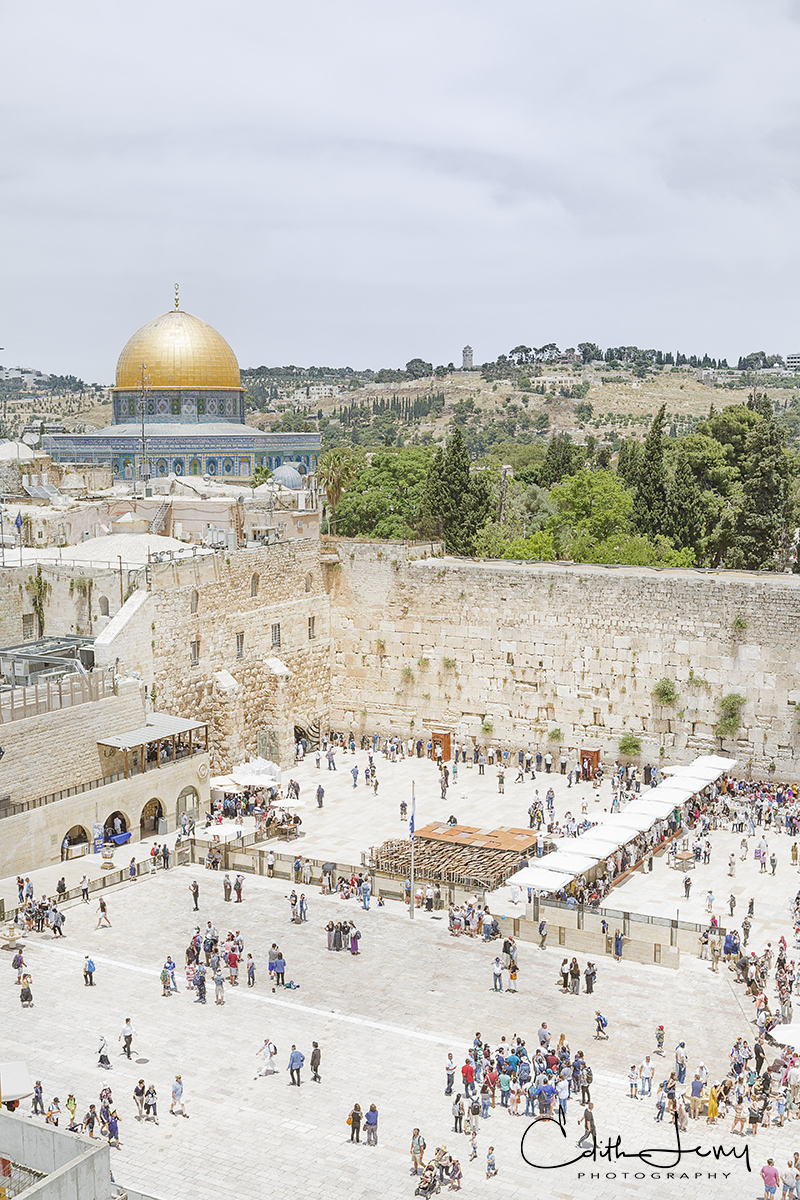 Limited Edition of 50 The Western Wall, which is also known by its Hebrew name, HaKotel HaMa'aravi, or simply the Kotel is located...