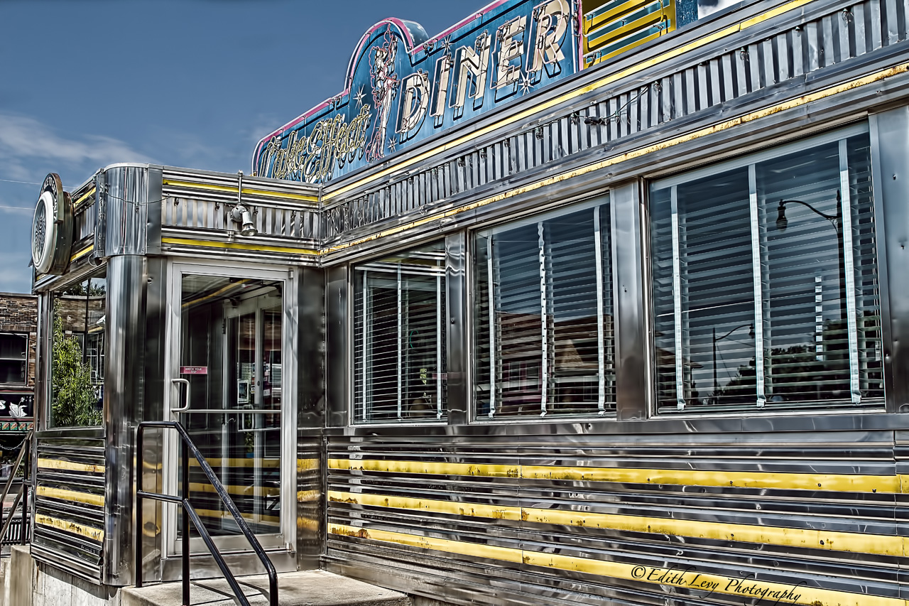Buffalo, New York, diner, Lake Effects, photo