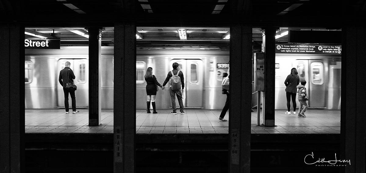 Manhattan, NYC, New York, subway, subway tableau, subway Stories, photo