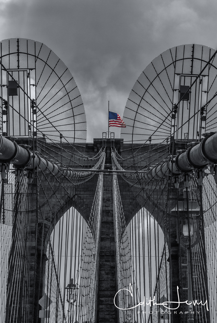 The Brooklyn Bridge is a suspension bridge spanning the east river between Brooklyn and Manhattan. It opened on May 24, 1883...