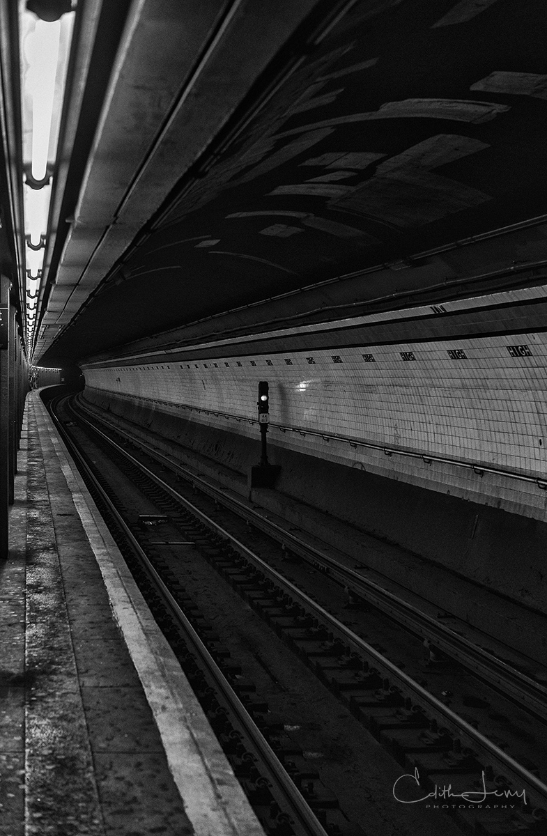 New York, subway, tableau, stories, Manhattan, station, tracks, photo