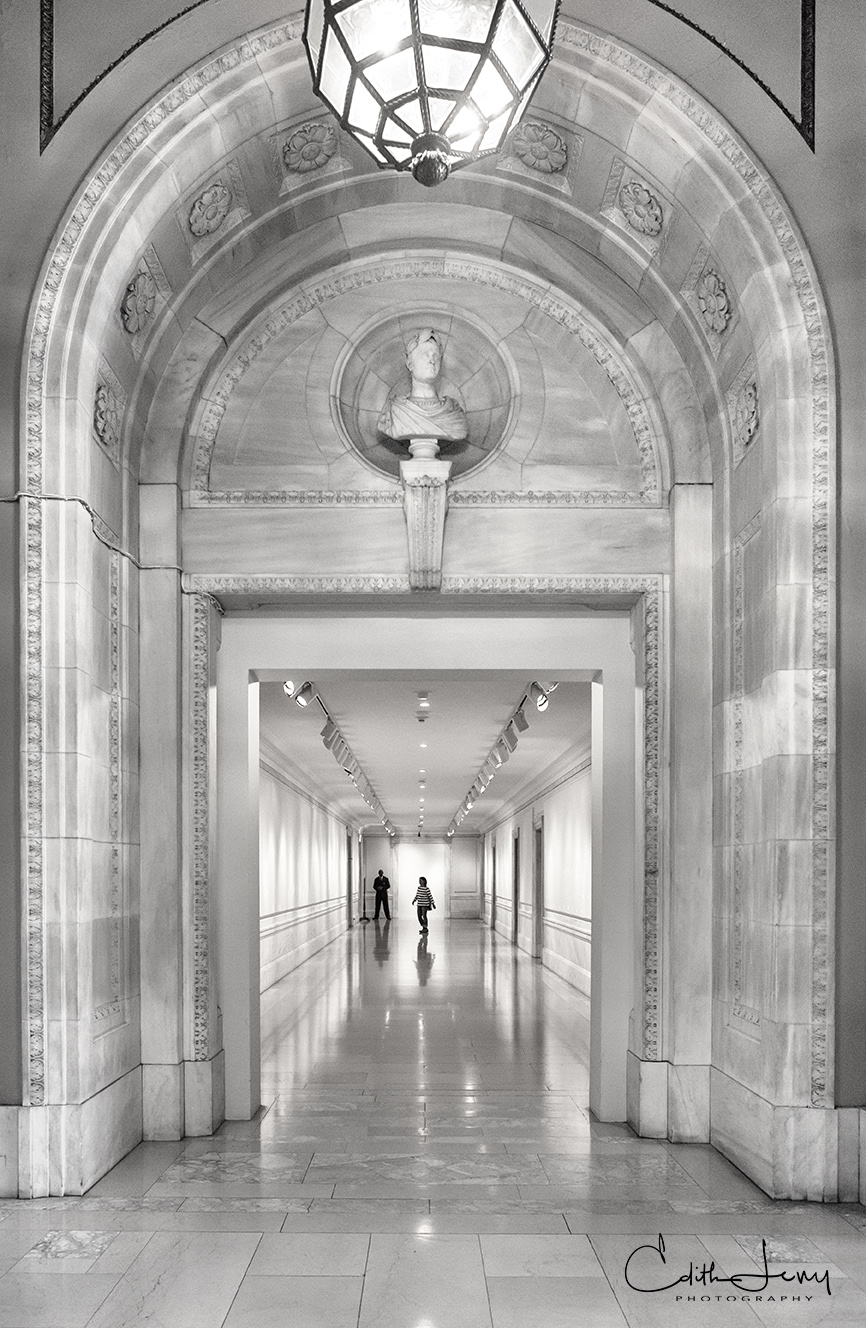 Manhattan, NYC, New York, public library, architecture, Beaux Arts, photo