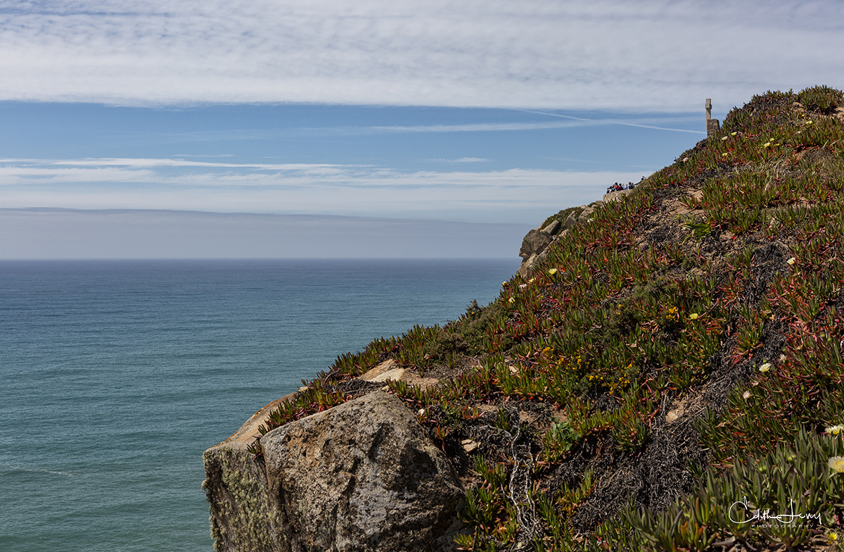 Cabo da Roca is a cape that is situated in the western most point of Portugal, of mainland Europe and the Eurasian landmass....
