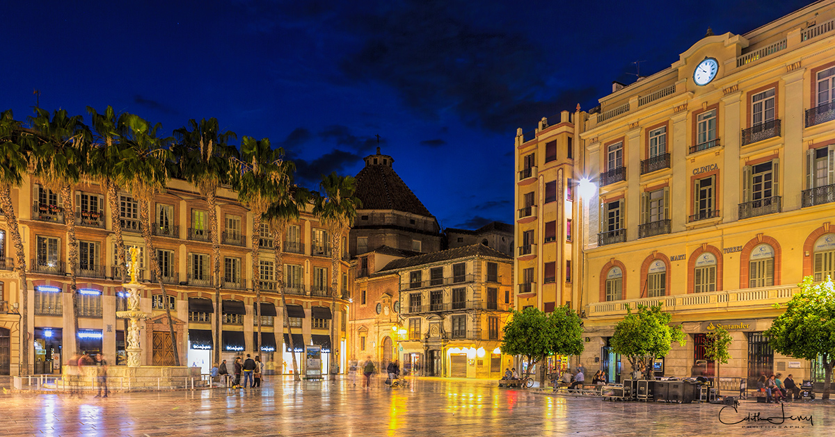 Malaga is one of the oldest cities in the word. It was founded in 770 BC by the Phoenicians and was originally known as Malaka...