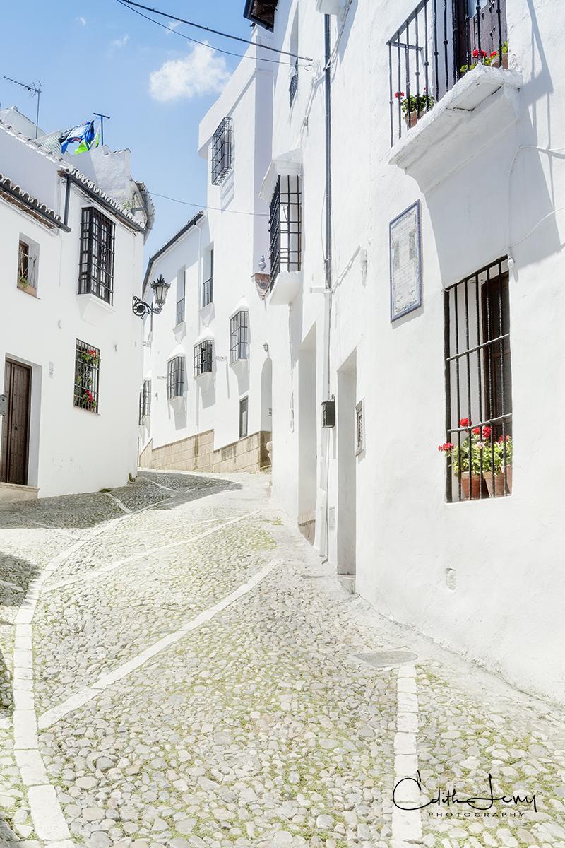 Ronda, Spain, gorge, El Tajo, old town, photo