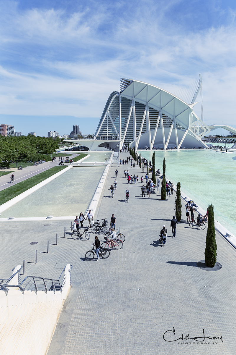 Valencia, Spain, City of Arts and Science, planetarium, oceanarium, , photo