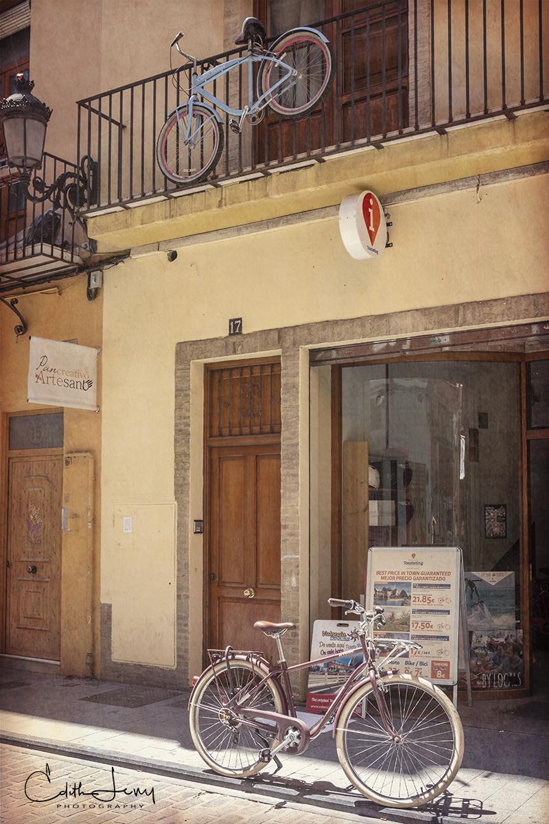 Valencia, Spain, City of Arts and Science, planetarium, oceanarium, old town, bike, photo