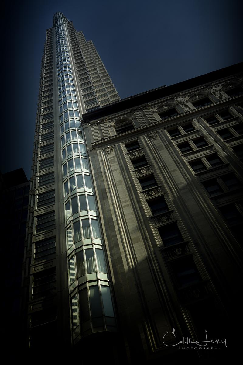 Toronto, architecture, buildings, downtown, Ontario, photo
