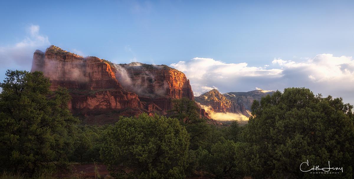 Red rocks, Sedona, Bell Rock, hiking, Arizona, Oak Creek, photo